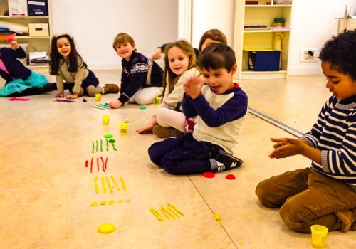 Peanuts Music Classes For Kids (Ages 4-5)